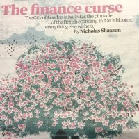 The Finance Curse by Nichols Shaxson